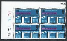 1969 Post Office Technology 1/6 Cylinder Block - MNH