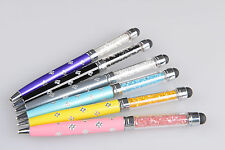 STYLUS PEN for iPad iPhone Samsung Tablet Kindle Sony, SMOOTH Micro-Fibre Tip