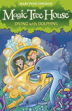 Magic Tree House 9: Diving with Dolphins, Osborne, Mary Pope