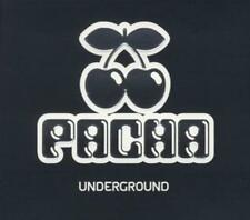 Various/Insane DJ Crew (Mixed By) - Pacha Underground (OVP)