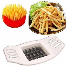 French fry potato chip coupe coupe-légumes fruits trancheuse chopper chipper dicer