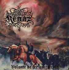 KENAZ  Volonté de Fer CD Hate Forest  Totenburg  Moonblood Vociferian  Graveland