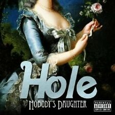 "HOLE ""NOBODYS DAUGHTER"" CD NEW+"