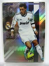 Panini Football League PFL 04 SUPER 133 Mesut Ozil Real Madrid Refractor insert