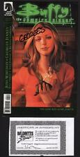 Georges Jeanty SIGNED Buffy Vampire Slayer Long Way Home Joss Whedon Dark Horse