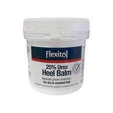 Flexitol Heel Balm 500g   Dry & Cracked Heels   Re-Sealable Lid ( No Waste )