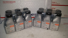 """Stihl 12 Pack Synthetic Oil 50:1 HP Ultra 2-Cycle """"2.6 oz Bottle = 1 Gal Mix"""" #G"""