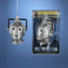 Doctor Who CYBERMAN Ornament  Dr Who Collectible Cyberman Christmas Ornament NEW