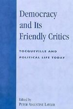 Applications of Political Theory: Democracy and Its Friendly Critics :...