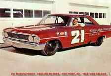 #21 MARVIN PANCH English Motors 1/64th Scale Decals slot car