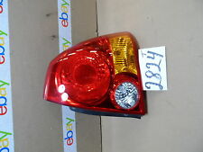 03 04 05 06 Accent 4 Door PASSENGER Side Tail Light Used Rear Lamp #2824-T