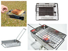 Primus Toaster - Use with any gas stove! Great for fishing, camping, bushcraft!