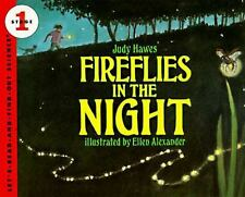 Let's-Read-and-Find-Out Fireflies in the Night c1991, NEW Paperback