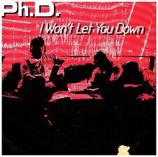 14665 - PH.D. - I WON 'T LET YOU DOWN