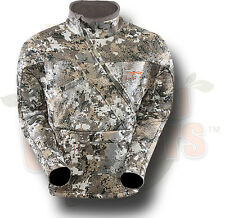 Sitka Gear Fanatic Lite Hunting Jacket Optifade Elevated II Camo XL 50096-EV-XL