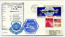 1983 STS 6 Space Shuttle OV-099 Edwards AFB California Challengr STS-5 NASA USA