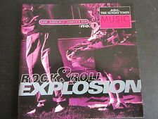 Various Artists-The Sunday times Rock & Roll Explosion CD