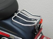 Rearrack Gepäckträger chrom Harley Davidson Softail Fat Boy FLSTF