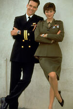 David James Elliott & Catherine Bell (14810) 8x10 Photo