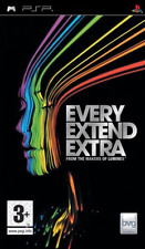 Psp-Every Extend Extra (Psp)  GAME NEW
