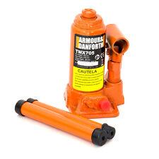Cric cricco idraulico a bottiglia sollevamento max 2000Kg accessori auto TMX705