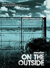 On The Outside Starsailor Rock Guitar Tab Learn to Play SONGS FABER Music BOOK