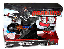 Blast & Roar Toothless Dreamworks How to Train Your Dragon 2