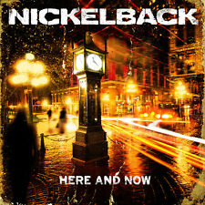 Here & Now - Nickelback (2011, CD NIEUW)