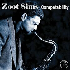 Zoot Sims - Compatability [New CD]