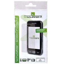 x-squeeze-it Displayschutzfolien 2 Pcs, Schutzfolien für HTC One X+
