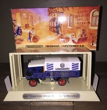 Matchbox Great Beers of the World 1917 Yorkshire Steam Wagon Lowenbrau YGB12