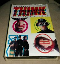Cassette single cassingle Information Society Think Hack Radio Virtual Reality