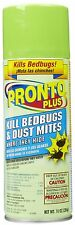 Pronto Plus Bed Bug Spray, kills bedbugs dust mites, 10-Ounce