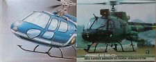 1:50 HELLER #80487 AS 350 Ecureuil Gendarmerie Nationale / Fennec AS 550-C2