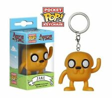 "ADVENTURE TIME JAKE POCHE POP PORTE-CLÉS 2"" FIGURINE FUNKO TOUT NEUF"