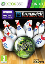 Avalanche: Brunswick Pro Bowling ~ Kinect XBox 360 Game (in Great Condition)