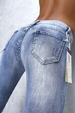Neu Luxus Unique Sexy Fit G91 Hot Damen Best Stretch Jeans Denim Pants Hose S