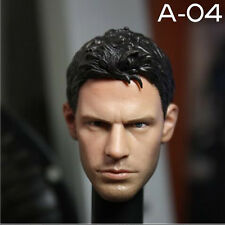 """1:6 Scale A04 Male Man Head Sculpt For 12"""" Hot ZY Toys Phicen Action Figure"""
