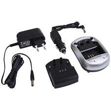 Ladestation für Sony HDR-HC1E HDR-UX1E MVC-CD200