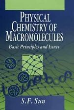Physical Chemistry of Macromolecules: Basic Principles and Issues-ExLibrary