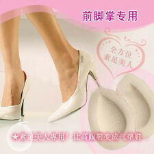 High Heel Non-woven Droplets Non-Slip Forefoot Insole Shoe-Pad Cushion Foot Care