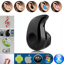 1X Mini Wireless Bluetooth V4.1 Stereo In-Ear Earphone Headset For Phone Samsung