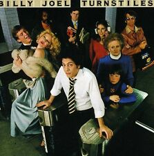 Turnstiles - Billy Joel (1998, CD NIEUW)
