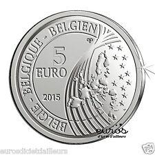 Pièce 5 euros  BELGIQUE 2015 - Mons, Capitale Européenne de la Culture 15 000ex.