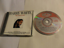 BARRY WHITE - The Collection (CD 1988) WEST GERMANY Pressing