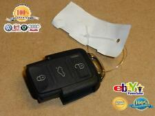 OEM VW GOLF PASSAT POLO SKODA FABIA SUPERB 3 BUTTON REMOTE KEY FOB 1J0959753DA