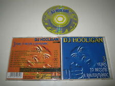 DJ HOOLIGAN/3 YEARS TO BECOME A REVARMANIAC(NO RESPECT/NRR0032)CD ALBUM