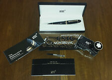 MONTBLANC Meisterstuk 149 90th Anniversary 18k Rose Gold Nib Fountain Pen