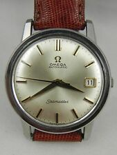 VINTAGE OMEGA SEAMASTER 24 JEWEL '562' AUTOMATIC MOVEMENT WITH DATE WORKS WELL