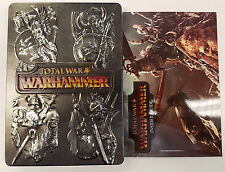 Total War: Warhammer Limited Edition Steelbook Case - Includes Guide/Discs